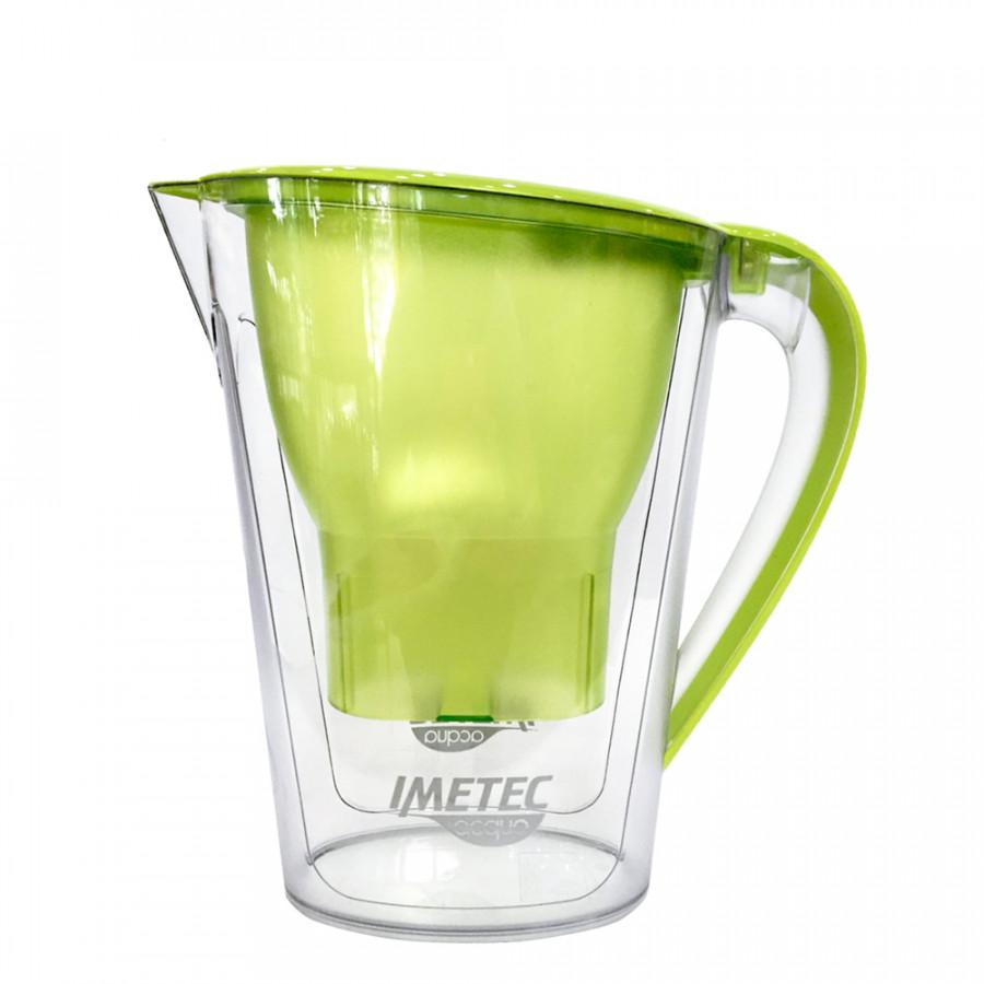 Bình lọc nước Imetec 2.3L kèm lõi lọc - 1805721 , 1341026067240 , 62_10565553 , 759000 , Binh-loc-nuoc-Imetec-2.3L-kem-loi-loc-62_10565553 , tiki.vn , Bình lọc nước Imetec 2.3L kèm lõi lọc