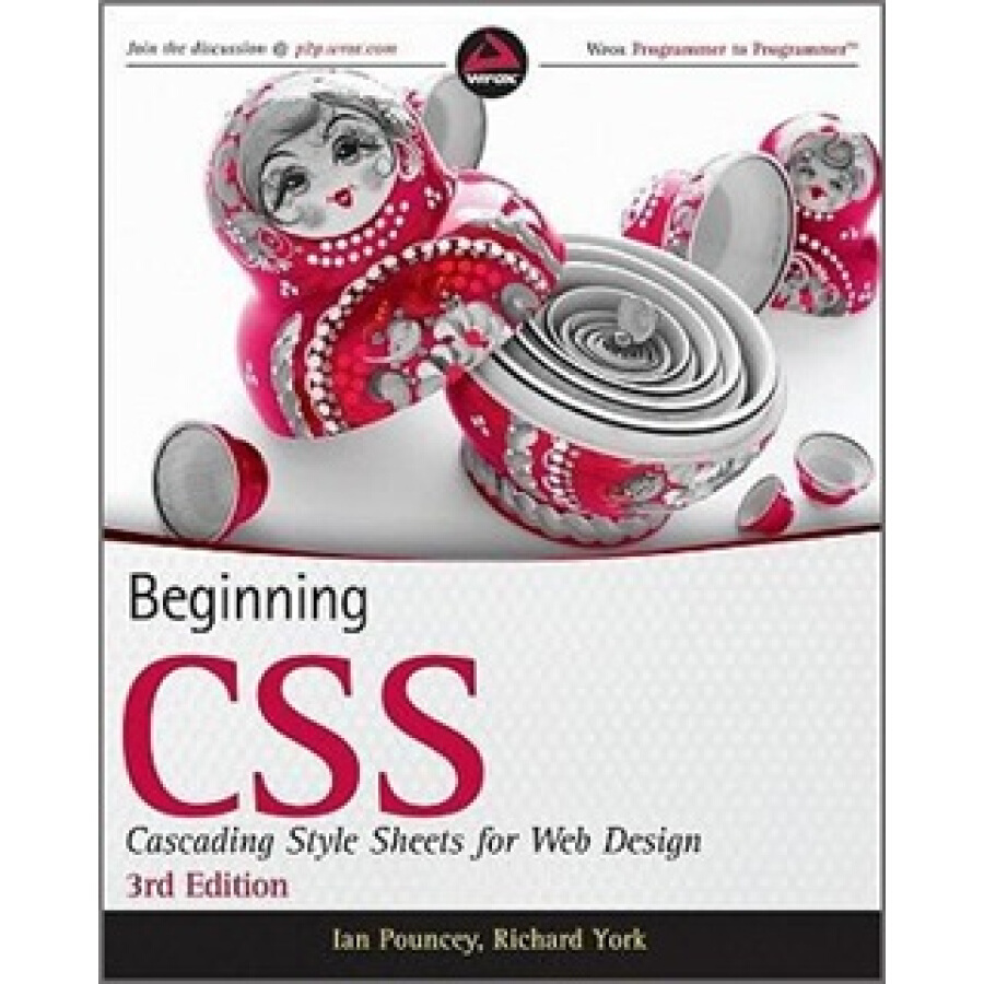 Beginning CSS: Cascading Style Sheets for Web Design (Wrox Programmer to Programmer) - 1235432 , 3390979120395 , 62_5265453 , 902000 , Beginning-CSS-Cascading-Style-Sheets-for-Web-Design-Wrox-Programmer-to-Programmer-62_5265453 , tiki.vn , Beginning CSS: Cascading Style Sheets for Web Design (Wrox Programmer to Programmer)