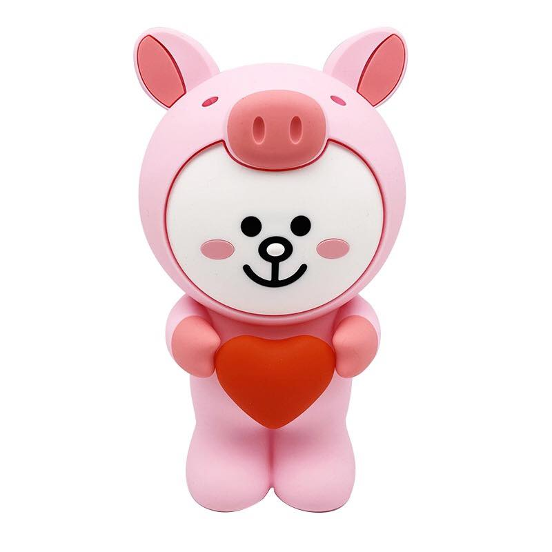 Hộp bút silicon thỏ Cony cosplay heo hồng - 18554089 , 4714169926151 , 62_20880256 , 350000 , Hop-but-silicon-tho-Cony-cosplay-heo-hong-62_20880256 , tiki.vn , Hộp bút silicon thỏ Cony cosplay heo hồng