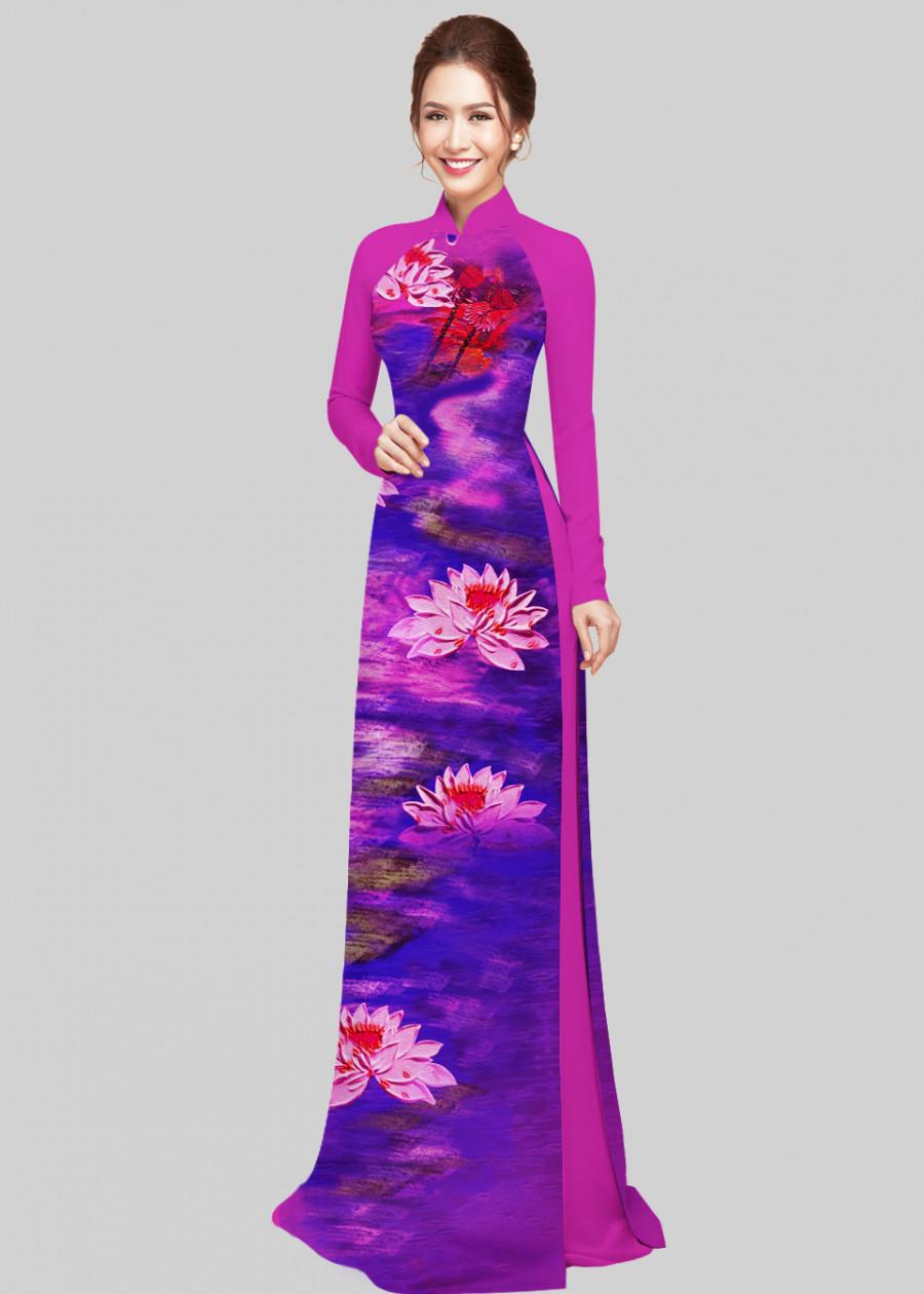 Vải áo dài in 3d hoa sen Xuân Hằng - 2264727 , 1729435862210 , 62_14520168 , 500000 , Vai-ao-dai-in-3d-hoa-sen-Xuan-Hang-62_14520168 , tiki.vn , Vải áo dài in 3d hoa sen Xuân Hằng