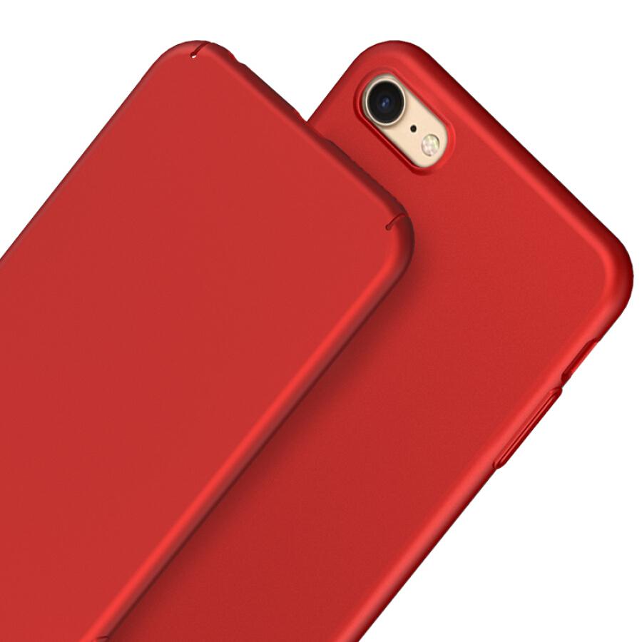 Ốp Điện Thoại BIAZE JK99 Có Giá Đỡ Cho iPhone 7 / 8 - Đỏ