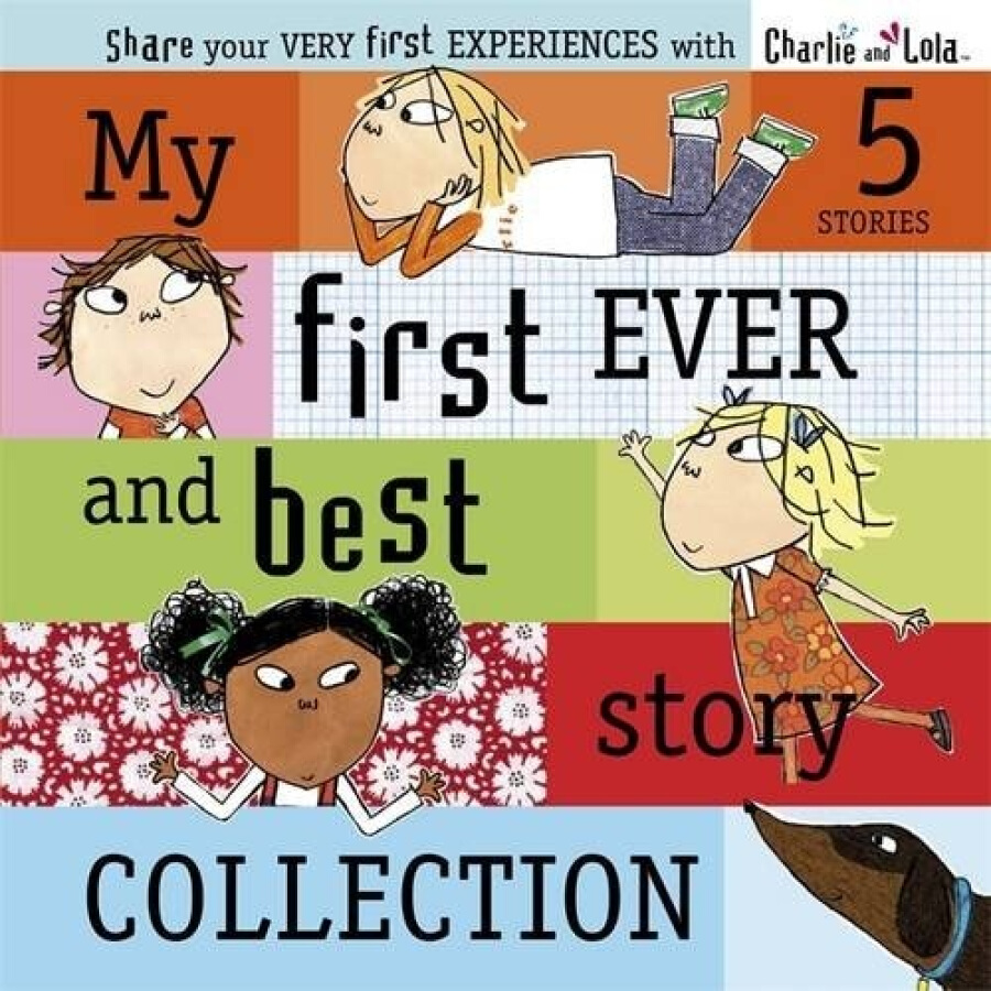 My First Ever and Best Story Collection