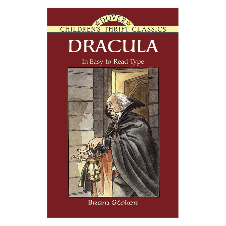 Dracula: In Easy-to Read Type