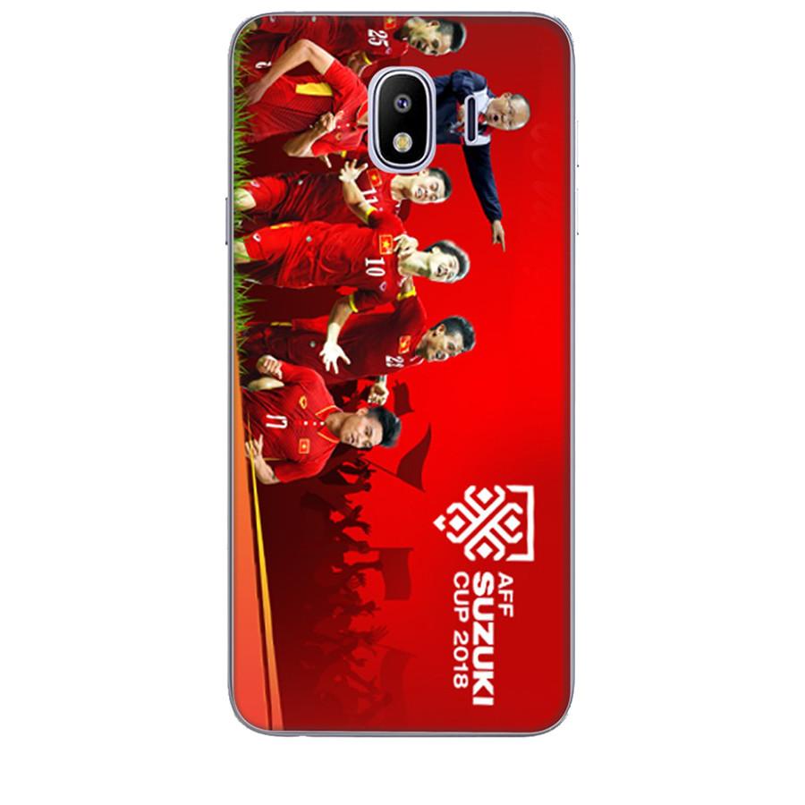 Ốp Lưng Dành Cho Samsung Galaxy J4 2018 AFF Cup Đội Tuyển Việt Nam Mẫu 1