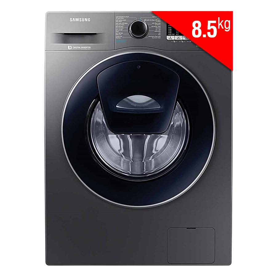 Máy Giặt Cửa Trước Samsung Inverter Addwash WW85K54E0UX/SV (8.5kg)