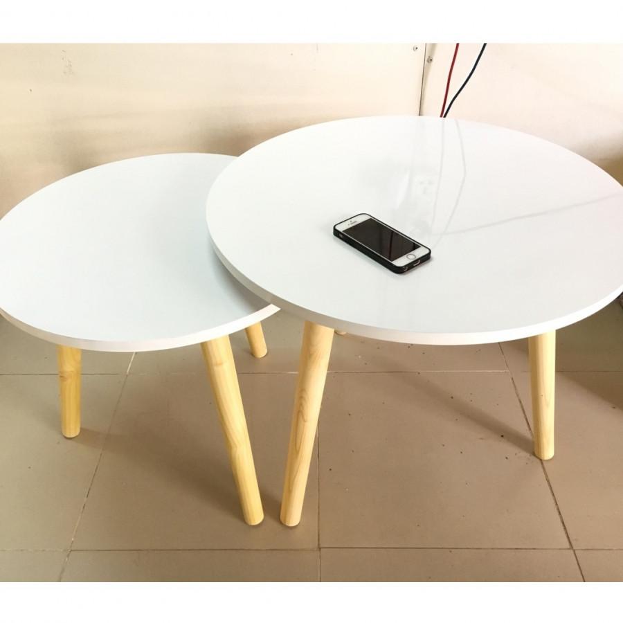 Cặp bàn tròn gỗ sofa phòng khách 60-50, bàn trà, bàn cafe, coffee, cà phê, bàn salon, sopha - 1894215 , 5403087924408 , 62_14519283 , 990000 , Cap-ban-tron-go-sofa-phong-khach-60-50-ban-tra-ban-cafe-coffee-ca-phe-ban-salon-sopha-62_14519283 , tiki.vn , Cặp bàn tròn gỗ sofa phòng khách 60-50, bàn trà, bàn cafe, coffee, cà phê, bàn salon, sopha