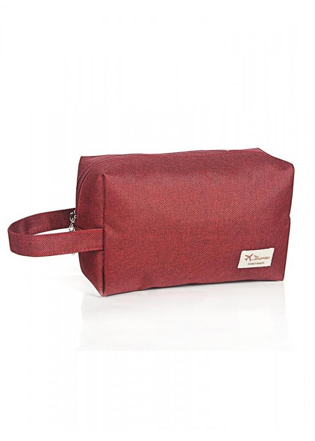 Túi đựng mỹ phẩm xách tay kiểu Hàn Quốc (20 x 13.5 x 7.5 cm) - 1342966 , 5954335868628 , 62_8088470 , 150000 , Tui-dung-my-pham-xach-tay-kieu-Han-Quoc-20-x-13.5-x-7.5-cm-62_8088470 , tiki.vn , Túi đựng mỹ phẩm xách tay kiểu Hàn Quốc (20 x 13.5 x 7.5 cm)
