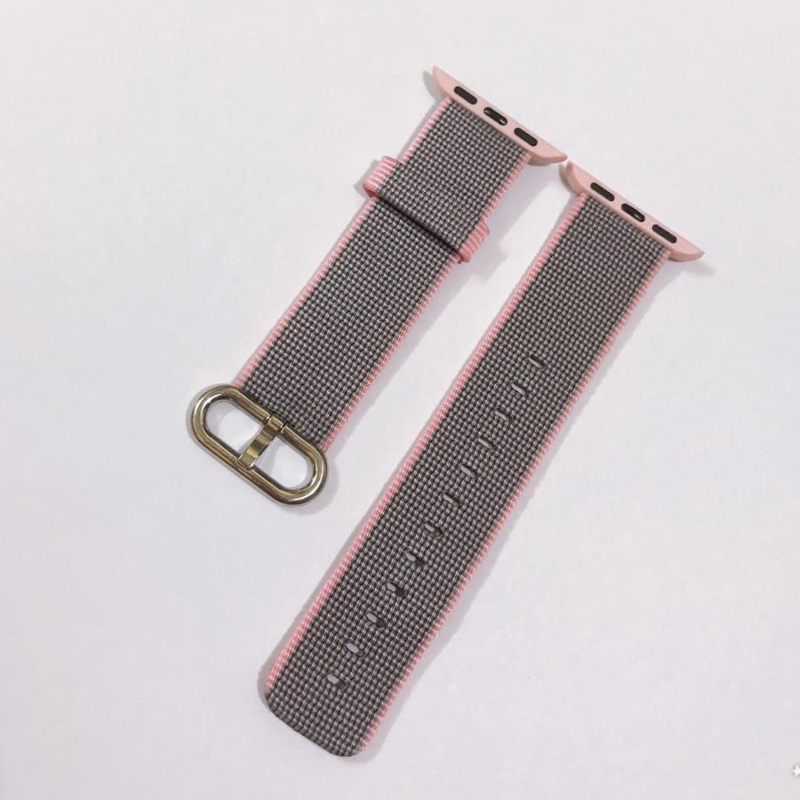 Dây Đeo dành cho đồng hồ  Apple Watch Woven Nylon 38/40mm - 9498309 , 1480805792437 , 62_16342469 , 399000 , Day-Deo-danh-cho-dong-ho-Apple-Watch-Woven-Nylon-38-40mm-62_16342469 , tiki.vn , Dây Đeo dành cho đồng hồ  Apple Watch Woven Nylon 38/40mm