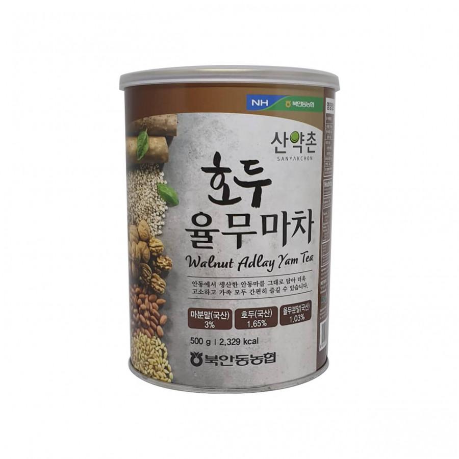 Bột Ngũ Cốc Ý Dĩ Óc Chó Hàn Quốc 500g