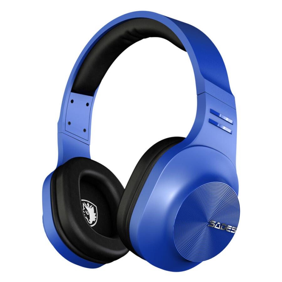 Tai Nghe Bluetooth Sades D808 - 998541 , 8489266929683 , 62_5638401 , 579000 , Tai-Nghe-Bluetooth-Sades-D808-62_5638401 , tiki.vn , Tai Nghe Bluetooth Sades D808
