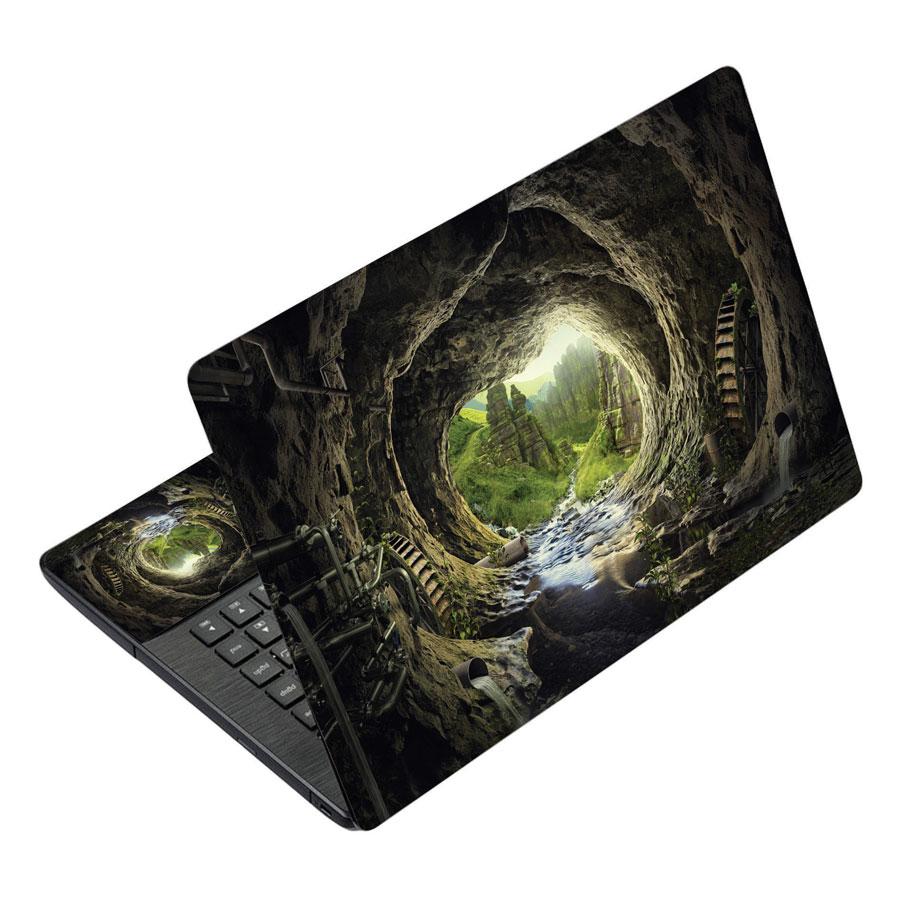 Miếng Dán Decal Dành Cho Laptop - Thiên Nhiên LTTN-57