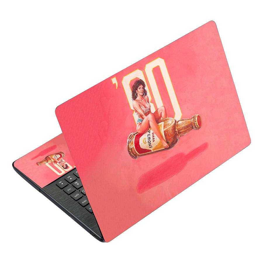 Miếng Dán Decal Dành Cho Laptop Mẫu Nghệ Thuật LTNT-486