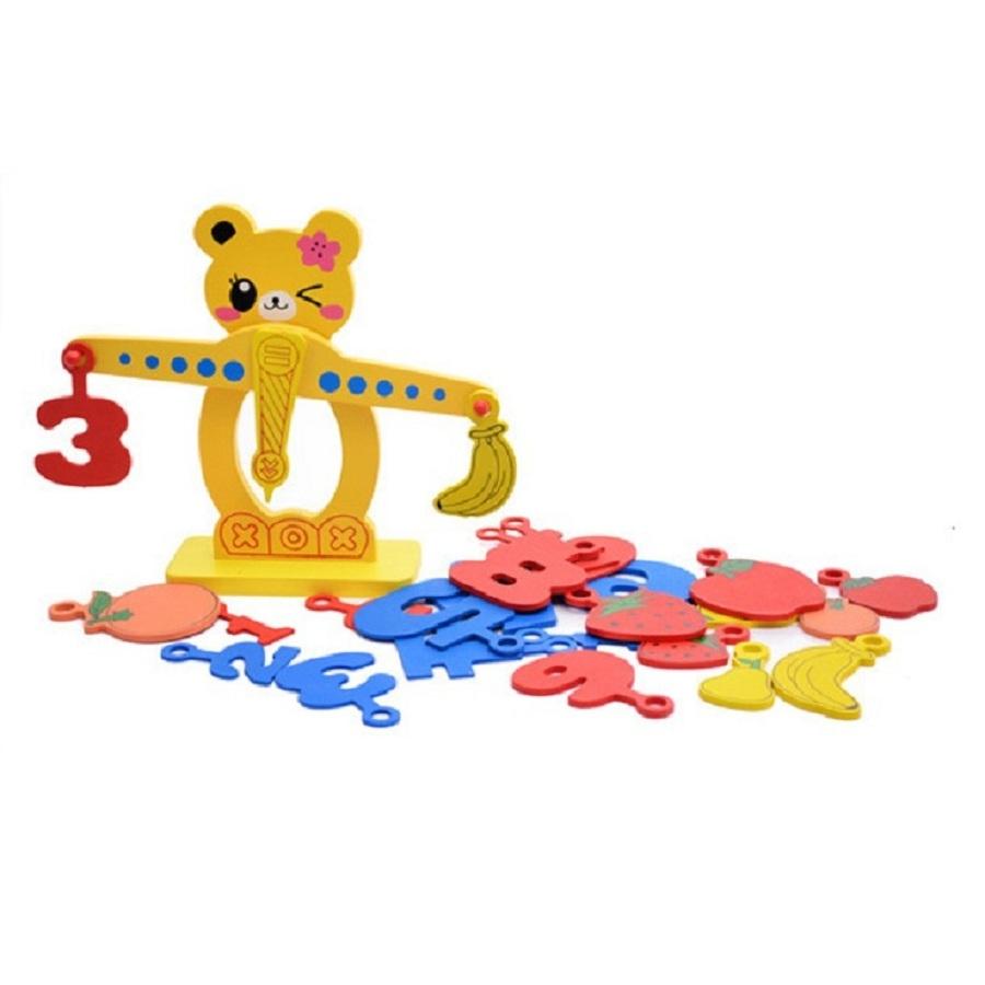 Đồ chơi gỗ cân thăng bằng học trọng lượng học số học màu - TotdepreHG1016 - 1814266 , 3069754927831 , 62_14420079 , 190000 , Do-choi-go-can-thang-bang-hoc-trong-luong-hoc-so-hoc-mau-TotdepreHG1016-62_14420079 , tiki.vn , Đồ chơi gỗ cân thăng bằng học trọng lượng học số học màu - TotdepreHG1016