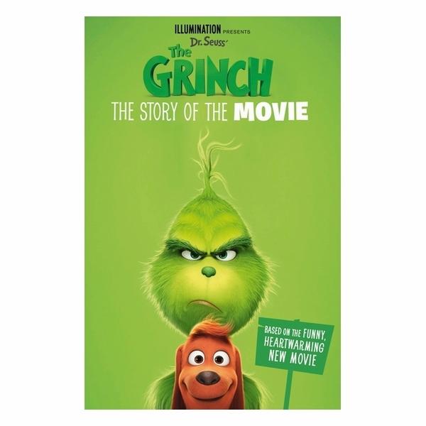 Grinch Mti Junior Novel - 1707885 , 1631393545565 , 62_11862624 , 252000 , Grinch-Mti-Junior-Novel-62_11862624 , tiki.vn , Grinch Mti Junior Novel