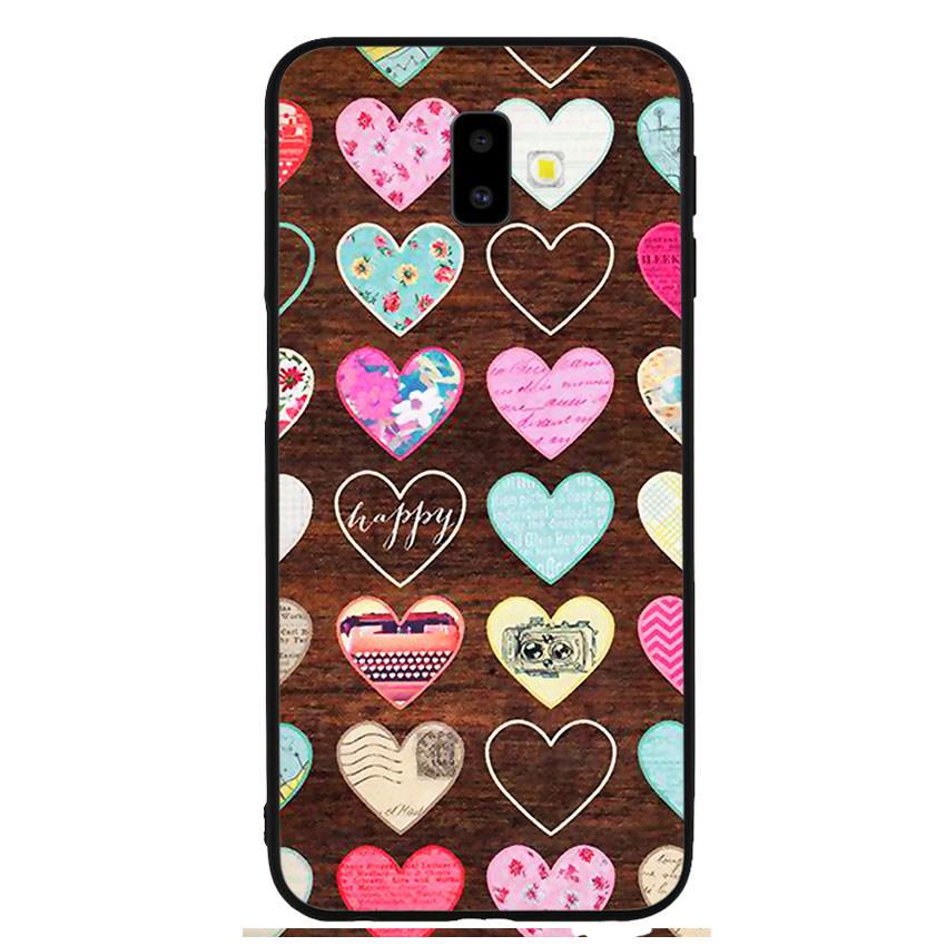 Ốp lưng nhựa cứng viền dẻo TPU cho điện thoại Samsung Galaxy J6 Plus - Heart 08 - 9535742 , 1056435987569 , 62_19530647 , 129000 , Op-lung-nhua-cung-vien-deo-TPU-cho-dien-thoai-Samsung-Galaxy-J6-Plus-Heart-08-62_19530647 , tiki.vn , Ốp lưng nhựa cứng viền dẻo TPU cho điện thoại Samsung Galaxy J6 Plus - Heart 08