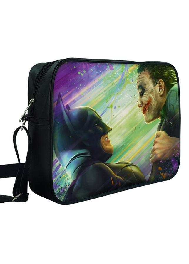 Túi Đeo Chéo Hộp Unisex In Hình The Dark Knight: Batman  Joker - TCFF310