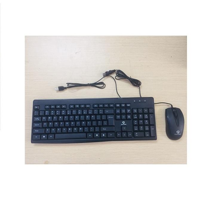Bộ bàn phím chuột văn phòng Gold Tech hàng chính hãng