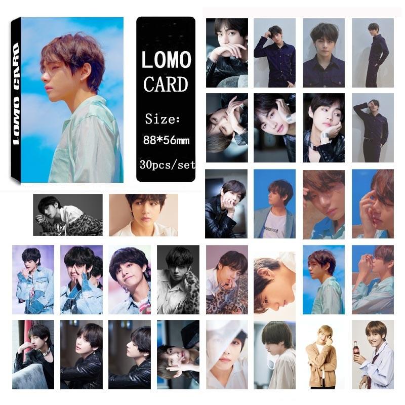 "Lomo card V BTS ""Fake Love"" - 2327940 , 6110491429953 , 62_15061631 , 69000 , Lomo-card-V-BTS-Fake-Love-62_15061631 , tiki.vn , Lomo card V BTS ""Fake Love"""