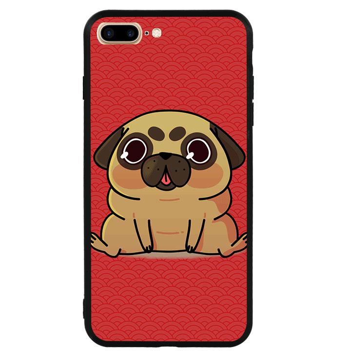 Ốp lưng viền dành cho TPU cao cấp cho Iphone 7 Plus - Cute Dog 02 - 1016220 , 2880620613419 , 62_15023991 , 200000 , Op-lung-vien-danh-cho-TPU-cao-cap-cho-Iphone-7-Plus-Cute-Dog-02-62_15023991 , tiki.vn , Ốp lưng viền dành cho TPU cao cấp cho Iphone 7 Plus - Cute Dog 02