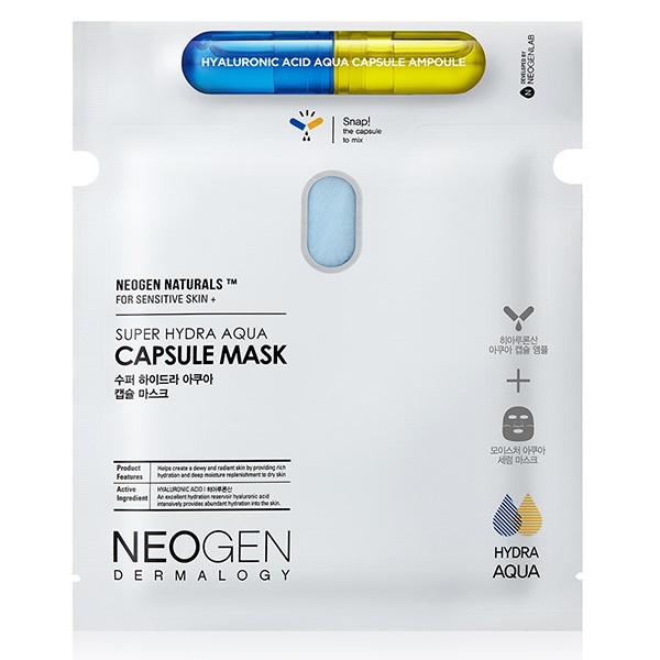 Mặt nạ dưỡng ẩm super hydrate aqua capsule mask Neogen 33ml - 8449844386673,62_2663987,300000,tiki.vn,Mat-na-duong-am-super-hydrate-aqua-capsule-mask-Neogen-33ml-62_2663987,Mặt nạ dưỡng ẩm super hydrate aqua capsule mask Neogen 33ml