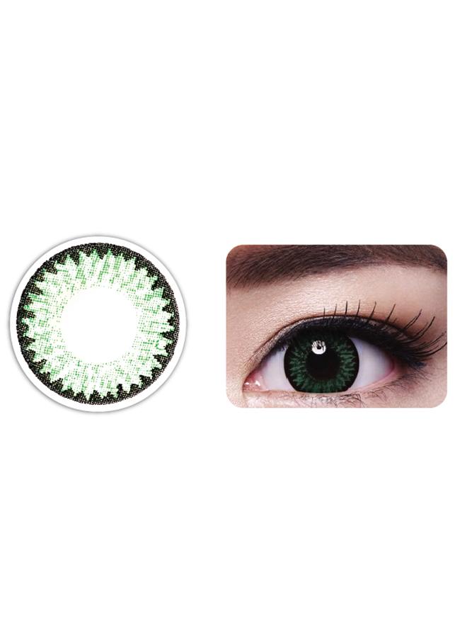 Kính áp tròng Gleaming Green 3,25 độ - 9506995 , 1352046742215 , 62_16501160 , 300000 , Kinh-ap-trong-Gleaming-Green-325-do-62_16501160 , tiki.vn , Kính áp tròng Gleaming Green 3,25 độ