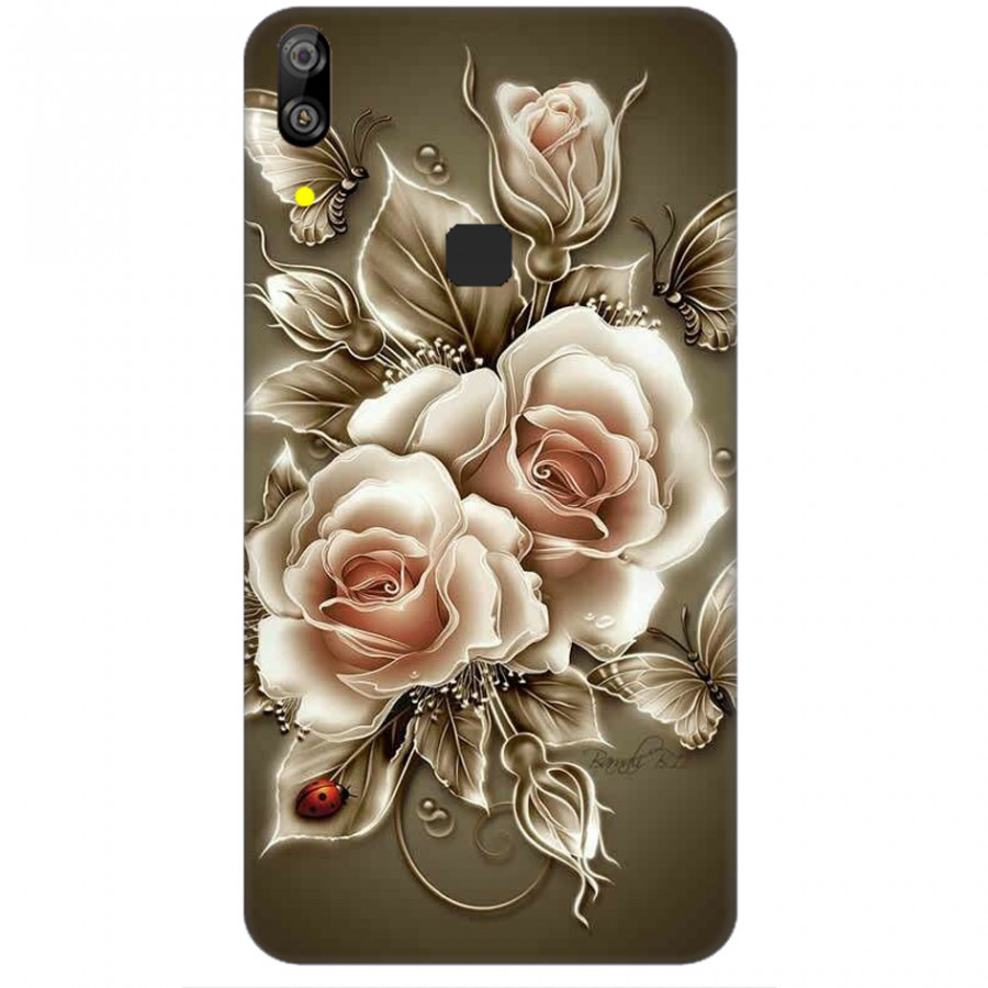 Ốp lưng cho điện thoại Vsmart Joy 1 Plus - hình F195