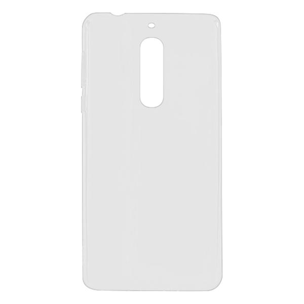 Ốp Lưng Silicon 0.33 Dẻo Trong Cho Nokia 8