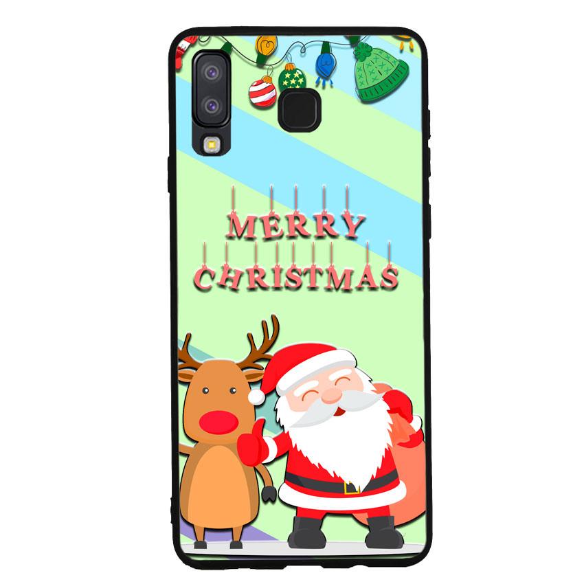 Ốp lưng viền TPU cho điện thoại Samsung Galaxy A8 Star - Christmas 03 - 1439649 , 9067046831198 , 62_14798397 , 200000 , Op-lung-vien-TPU-cho-dien-thoai-Samsung-Galaxy-A8-Star-Christmas-03-62_14798397 , tiki.vn , Ốp lưng viền TPU cho điện thoại Samsung Galaxy A8 Star - Christmas 03