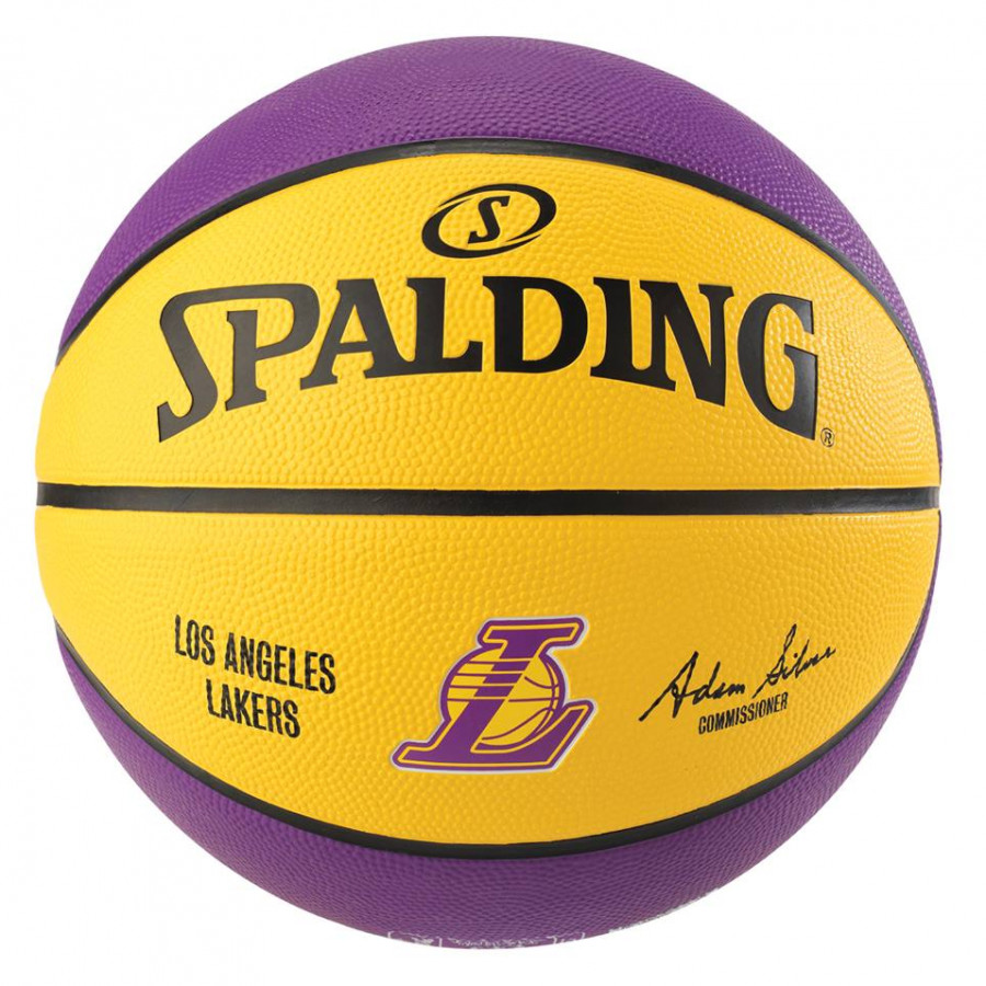 Bóng rổ Spalding NBA Team Los Angeles Lakers 83-510Z Outdoor size 7- Tặng kèm Kim bơm bóng và Túi lưới đựng bóng Sodex - 1892625 , 2682524638570 , 62_14506769 , 540000 , Bong-ro-Spalding-NBA-Team-Los-Angeles-Lakers-83-510Z-Outdoor-size-7-Tang-kem-Kim-bom-bong-va-Tui-luoi-dung-bong-Sodex-62_14506769 , tiki.vn , Bóng rổ Spalding NBA Team Los Angeles Lakers 83-510Z Outdoo