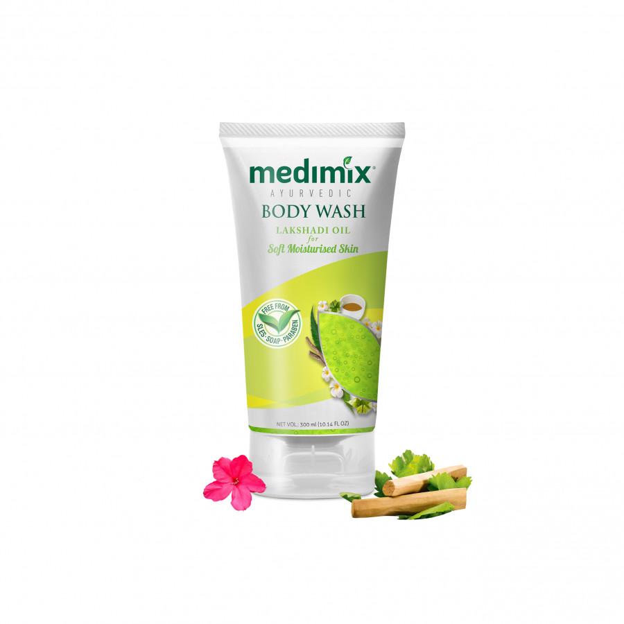 Sữa Tắm Medimix Dầu Lakshadi 300ml