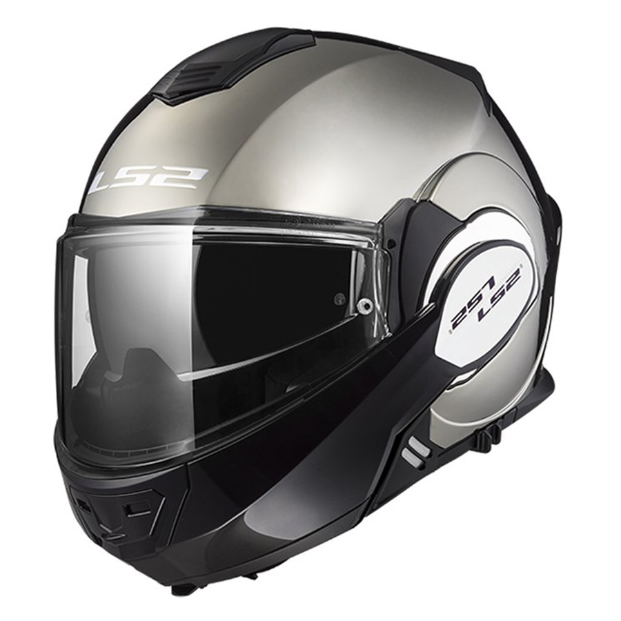 Mũ Bảo Hiểm Lật Hàm LS2 Valiant FF399