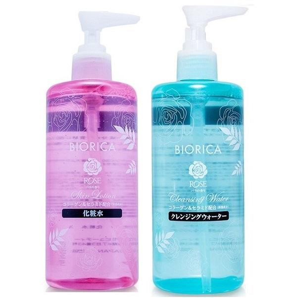 Combo nước hoa hồng trắng da và nước tẩy trang sạch da cao cấp Nhật Bản Biorica Rose (300ml/hũ) - 804556 , 1852786544174 , 62_14232804 , 600000 , Combo-nuoc-hoa-hong-trang-da-va-nuoc-tay-trang-sach-da-cao-cap-Nhat-Ban-Biorica-Rose-300ml-hu-62_14232804 , tiki.vn , Combo nước hoa hồng trắng da và nước tẩy trang sạch da cao cấp Nhật Bản Biorica Rose