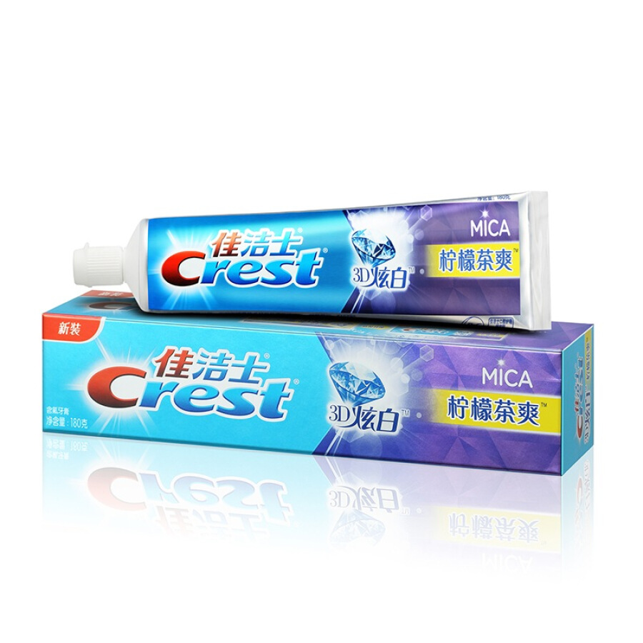 Kem Đánh Răng Trà Chanh Crest 3D - 1050855 , 2067876633532 , 62_3398243 , 91000 , Kem-Danh-Rang-Tra-Chanh-Crest-3D-62_3398243 , tiki.vn , Kem Đánh Răng Trà Chanh Crest 3D