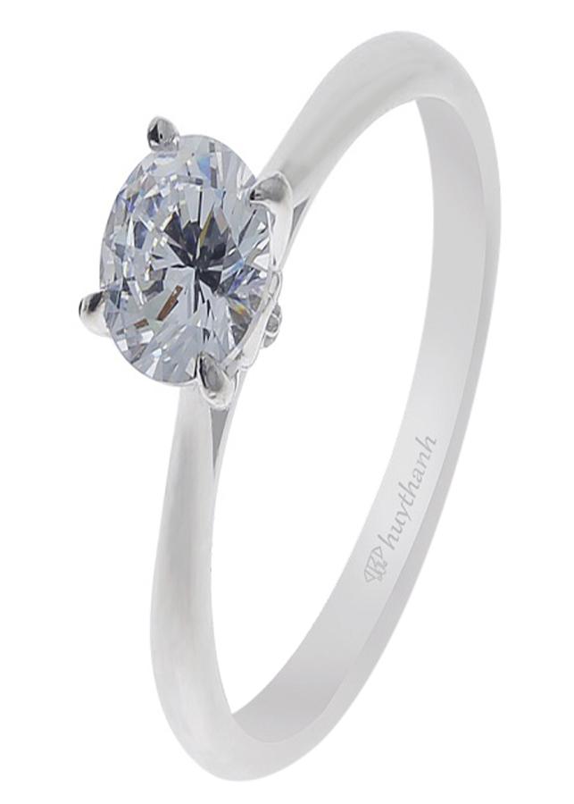 Nhẫn Nữ Huy Thanh Jewelry NDINO28 - Size 11 (16.2mm)