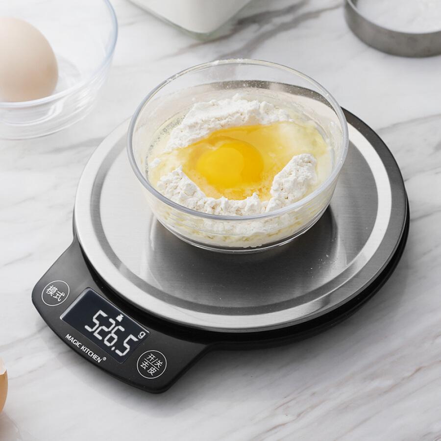 Cân Điện Tử Nhà Bếp Magic Kitchen MK-C004 (3kg) - 1182587 , 7990846163027 , 62_4849659 , 283000 , Can-Dien-Tu-Nha-Bep-Magic-Kitchen-MK-C004-3kg-62_4849659 , tiki.vn , Cân Điện Tử Nhà Bếp Magic Kitchen MK-C004 (3kg)