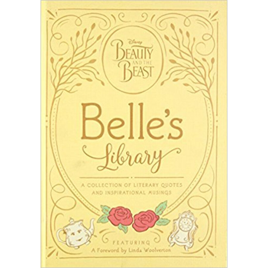 Beauty and the Beast: Belles Library  A collect - 1231629 , 5607111881686 , 62_5255157 , 1760000 , Beauty-and-the-Beast-Belles-Library-A-collect-62_5255157 , tiki.vn , Beauty and the Beast: Belles Library  A collect