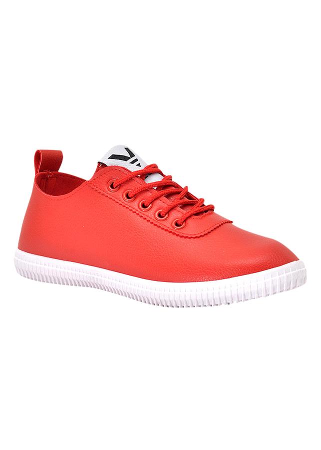 Giày Sneakers Nữ PASSO GTK063 - Đỏ