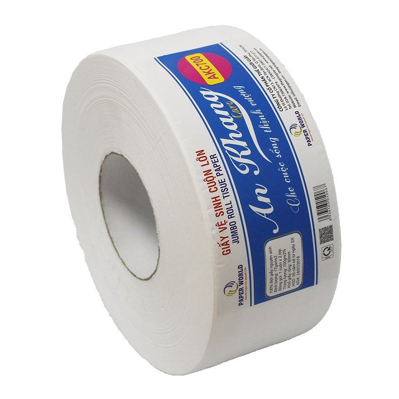 10 Cuộn giấy vệ sinh cuộn lớn An Khang Caro700 - 1155815 , 7163137494371 , 62_4586121 , 399000 , 10-Cuon-giay-ve-sinh-cuon-lon-An-Khang-Caro700-62_4586121 , tiki.vn , 10 Cuộn giấy vệ sinh cuộn lớn An Khang Caro700