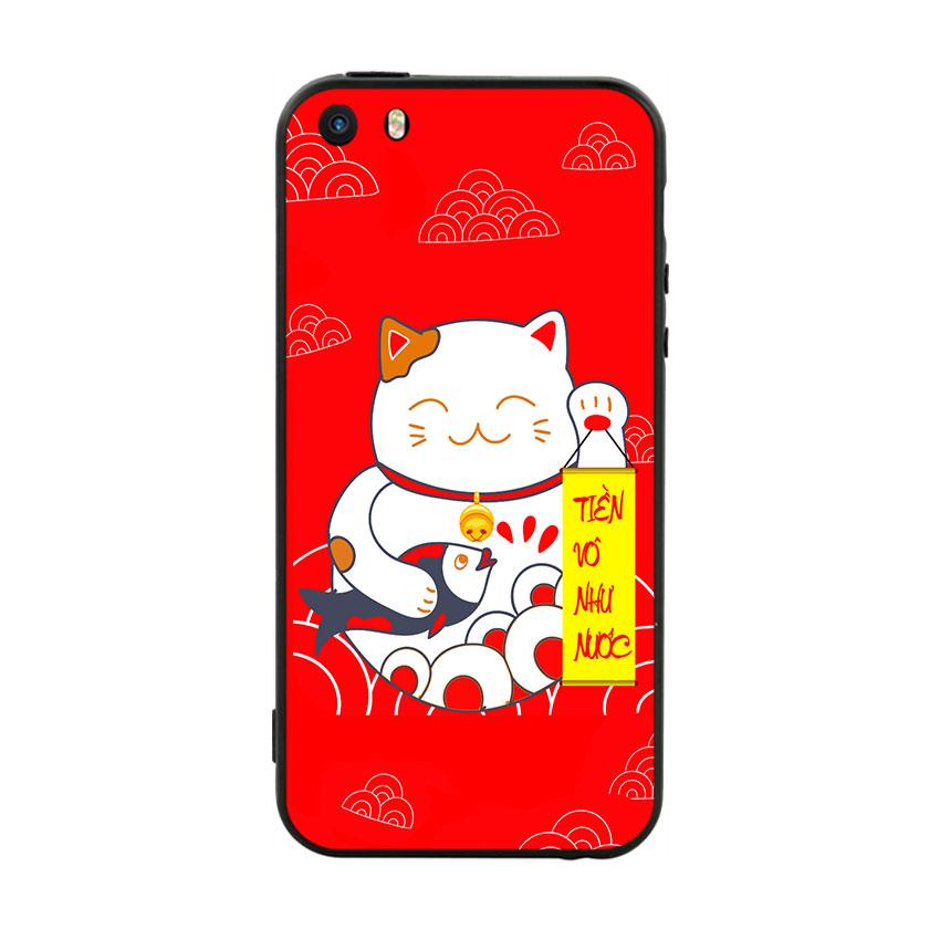 Ốp Lưng Viền TPU Cao Cấp Dành Cho iPhone 5/5s - Mèo may mắn 01 - 1082756 , 7964390427539 , 62_14793986 , 200000 , Op-Lung-Vien-TPU-Cao-Cap-Danh-Cho-iPhone-5-5s-Meo-may-man-01-62_14793986 , tiki.vn , Ốp Lưng Viền TPU Cao Cấp Dành Cho iPhone 5/5s - Mèo may mắn 01