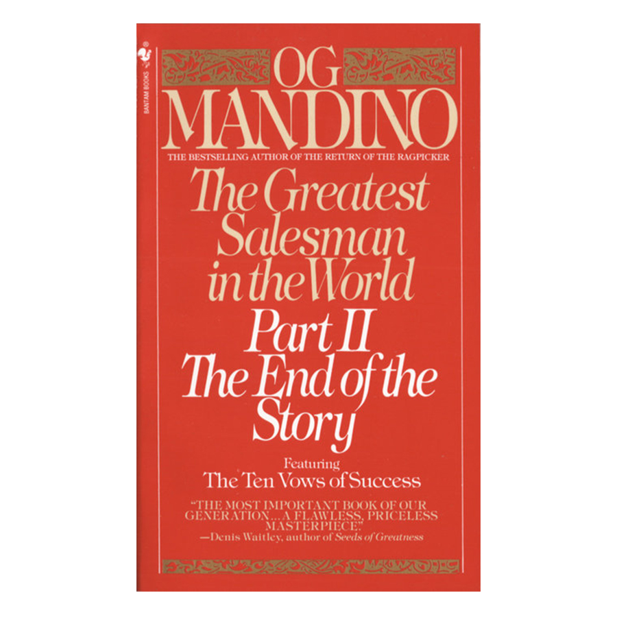 The Greatest Salesman In The World, Part II: The End Of The Story - 894829 , 9446604374474 , 62_2982399 , 184000 , The-Greatest-Salesman-In-The-World-Part-II-The-End-Of-The-Story-62_2982399 , tiki.vn , The Greatest Salesman In The World, Part II: The End Of The Story
