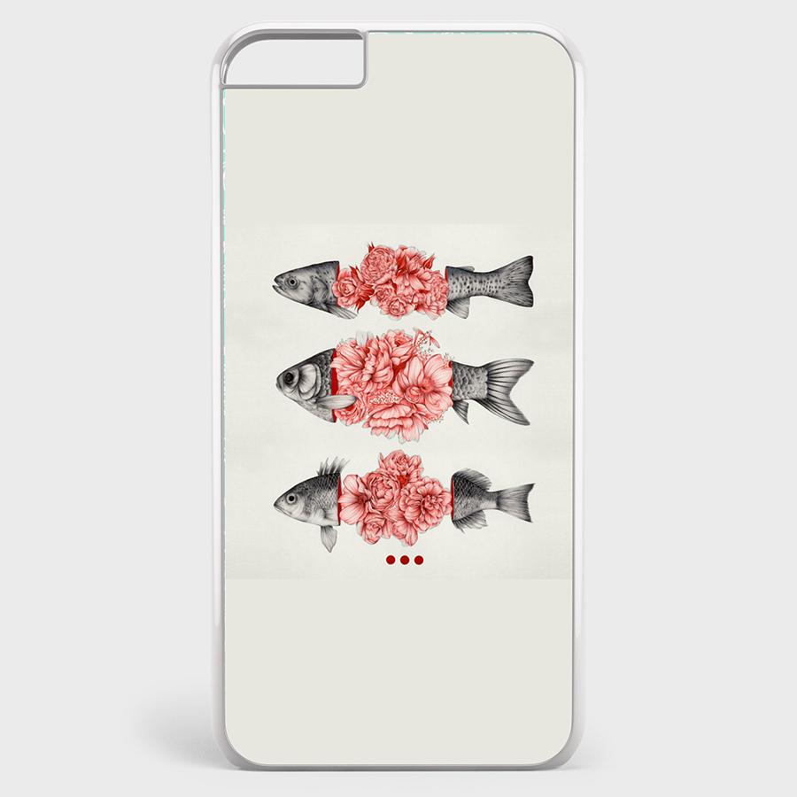 Ốp Lưng Dẻo Dành Cho Iphone 6/6S In Hình Art Print 80