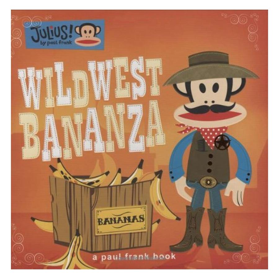 Julius! Wild West Bananza - 1245250 , 5930279369483 , 62_5299161 , 355000 , Julius-Wild-West-Bananza-62_5299161 , tiki.vn , Julius! Wild West Bananza