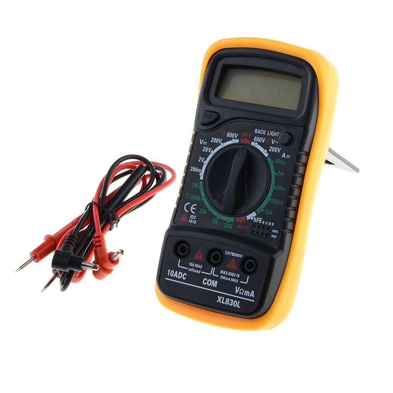 Đồng hồ đo điện vạn năng XL830L Dạng hiển thị số điện tử - 1434874 , 7987292551355 , 62_7585335 , 160000 , Dong-ho-do-dien-van-nang-XL830L-Dang-hien-thi-so-dien-tu-62_7585335 , tiki.vn , Đồng hồ đo điện vạn năng XL830L Dạng hiển thị số điện tử