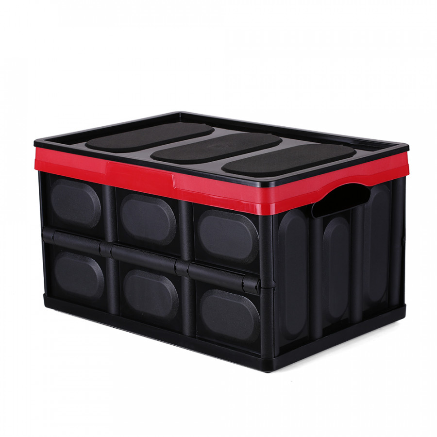 Multifunctional Storage Box Folding Crate Collapsible Containing Box Stackable Storage Bin Foldable Plastic Box Laundry - 1467431 , 8253907110002 , 62_14361891 , 370000 , Multifunctional-Storage-Box-Folding-Crate-Collapsible-Containing-Box-Stackable-Storage-Bin-Foldable-Plastic-Box-Laundry-62_14361891 , tiki.vn , Multifunctional Storage Box Folding Crate Collapsible Con
