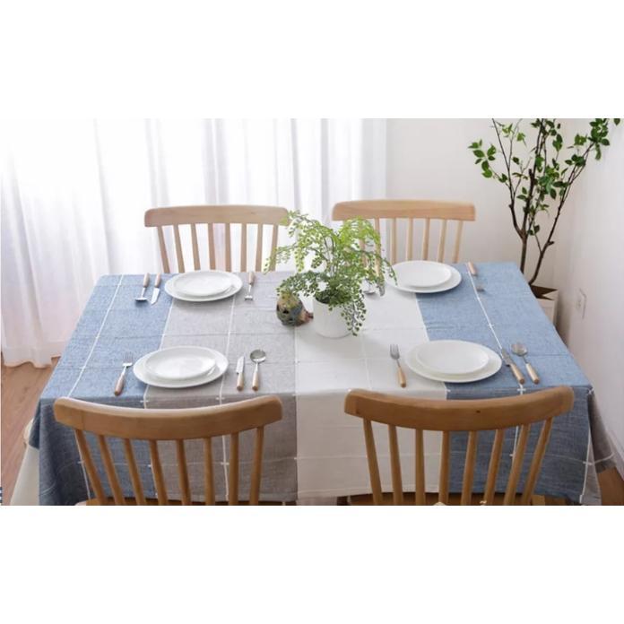 Khăn trải bàn ăn gia đình bằng vải cao cấp Love house decor GHS-6297 - 987148 , 3253099434554 , 62_2719293 , 850000 , Khan-trai-ban-an-gia-dinh-bang-vai-cao-cap-Love-house-decor-GHS-6297-62_2719293 , tiki.vn , Khăn trải bàn ăn gia đình bằng vải cao cấp Love house decor GHS-6297