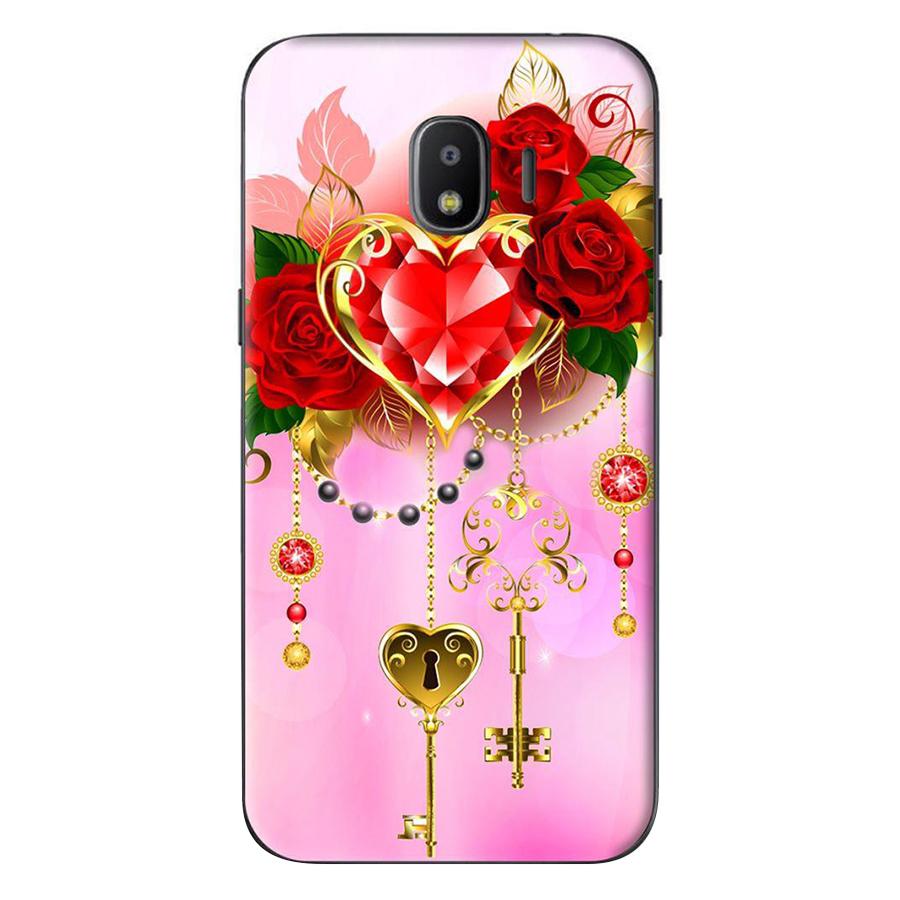 Ốp Lưng Dành Cho Samsung Galaxy J4 2018 / J2 Pro 2018 - Ruby Key