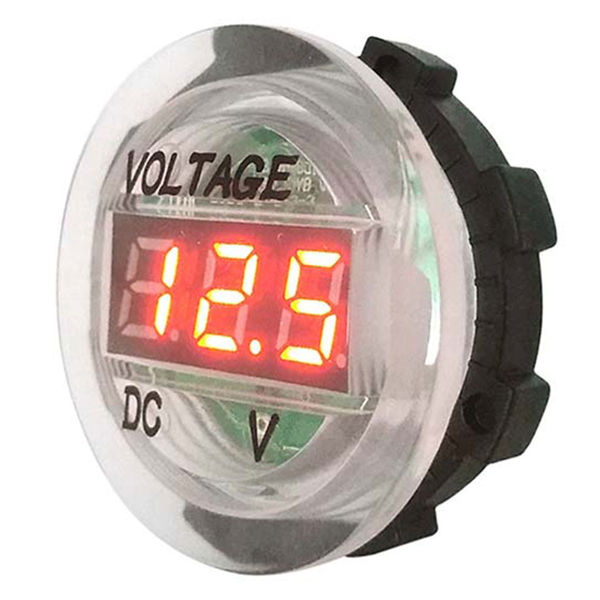 Vôn Kế Chống Nước Có Màn LED 5 Màu DC5-48V - 9583010 , 9226744806376 , 62_12350628 , 357000 , Von-Ke-Chong-Nuoc-Co-Man-LED-5-Mau-DC5-48V-62_12350628 , tiki.vn , Vôn Kế Chống Nước Có Màn LED 5 Màu DC5-48V