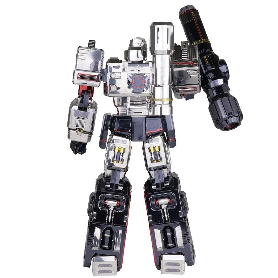 Đồ chơi lắp ghép mô hình kim loại MU Transformers G5 - Megatron