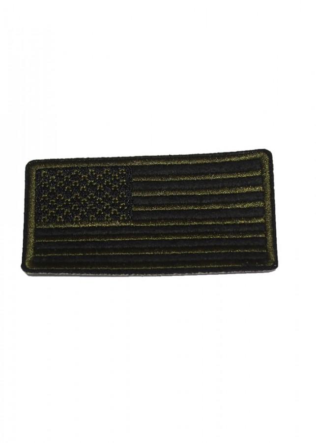 Patch ủi sticker vải - Army cờ mỹ