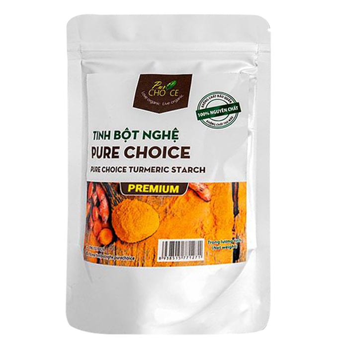 Tinh Bột Nghệ Pure Choice Premium (250g)
